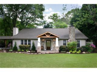 1606 Walker Street SE, Smyrna, GA 30080 (MLS #5822114) :: North Atlanta Home Team