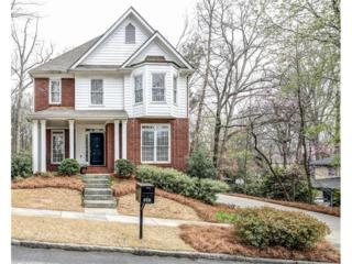 491 Burlington Road, Atlanta, GA 30307 (MLS #5822131) :: North Atlanta Home Team