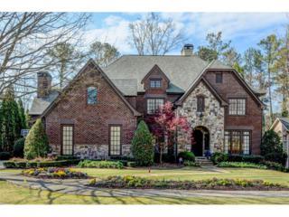 585 Trimble Lake Court, Sandy Springs, GA 30342 (MLS #5822190) :: North Atlanta Home Team