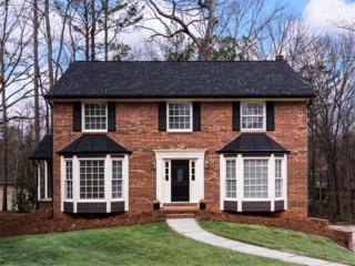 1016 Princeton Walk NE, Marietta, GA 30068 (MLS #5822333) :: North Atlanta Home Team
