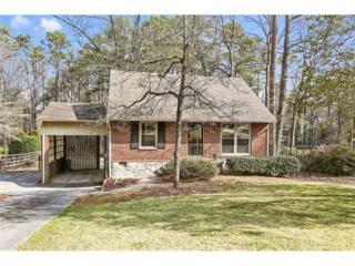 2758 Ridgemore Road NW, Atlanta, GA 30318 (MLS #5822533) :: North Atlanta Home Team