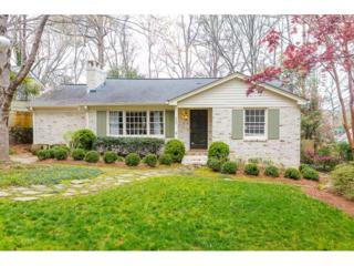 545 Overbrook Drive NW, Atlanta, GA 30318 (MLS #5822652) :: North Atlanta Home Team