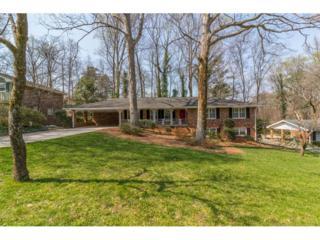1332 Vista Leaf Drive, Decatur, GA 30033 (MLS #5822826) :: North Atlanta Home Team