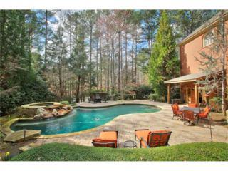 15205 Highgrove Road, Alpharetta, GA 30004 (MLS #5822872) :: North Atlanta Home Team