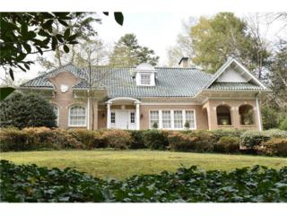 934 Lullwater Road NE, Atlanta, GA 30307 (MLS #5823048) :: North Atlanta Home Team