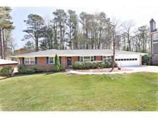 1511 Knob Hill Drive, Atlanta, GA 30329 (MLS #5823211) :: North Atlanta Home Team