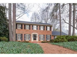 4238 Glengary Court, Atlanta, GA 30342 (MLS #5823218) :: North Atlanta Home Team