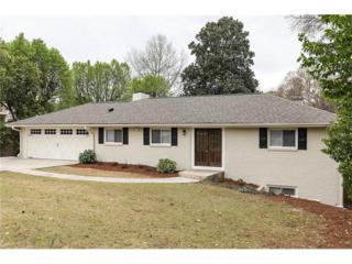 151 Hardeman Road, Atlanta, GA 30342 (MLS #5823230) :: North Atlanta Home Team
