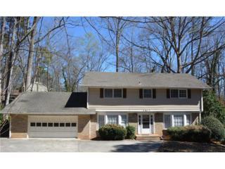 4617 N Peachtree Road, Dunwoody, GA 30338 (MLS #5823266) :: North Atlanta Home Team