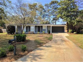1801 Lochlomand Lane SE, Smyrna, GA 30080 (MLS #5823267) :: North Atlanta Home Team