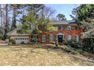 1662 Huntingford Drive, Marietta, GA 30068 (MLS #5823391) :: North Atlanta Home Team