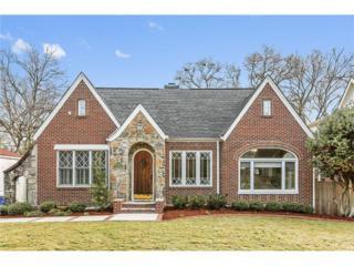 1120 Reeder Circle, Atlanta, GA 30306 (MLS #5823473) :: North Atlanta Home Team