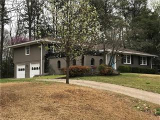1292 Hampton Hall Drive NE, Brookhaven, GA 30319 (MLS #5823513) :: North Atlanta Home Team