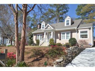 2870 Elliott Circle NE, Atlanta, GA 30305 (MLS #5823555) :: North Atlanta Home Team