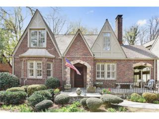 1724 North Pelham Road, Atlanta, GA 30324 (MLS #5823563) :: North Atlanta Home Team