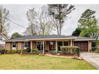 3912 Admiral Drive, Chamblee, GA 30341 (MLS #5823574) :: North Atlanta Home Team