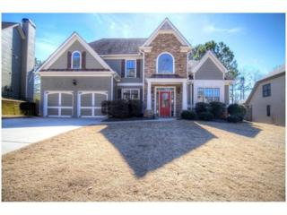 439 Pine Bluff Drive, Dallas, GA 30157 (MLS #5823823) :: North Atlanta Home Team