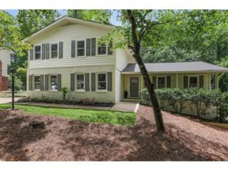 4137 Lakeshore Way NE, Marietta, GA 30067 (MLS #5823844) :: North Atlanta Home Team