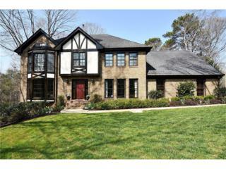 8610 Woodledge Lane, Roswell, GA 30076 (MLS #5823951) :: North Atlanta Home Team