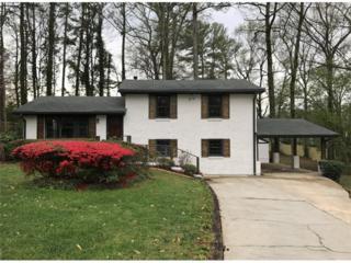 1616 Sprucewood Court, Decatur, GA 30033 (MLS #5824566) :: North Atlanta Home Team