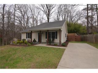 226 Whispering Pine Circle NE, White, GA 30184 (MLS #5824720) :: North Atlanta Home Team