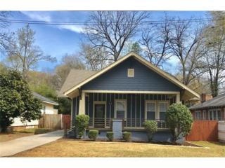 1366 Graham Street SW, Atlanta, GA 30310 (MLS #5824992) :: North Atlanta Home Team