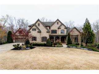16120 Segwick Drive, Milton, GA 30004 (MLS #5825119) :: North Atlanta Home Team