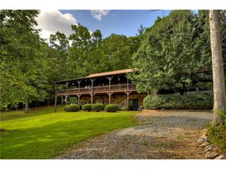 345 Chapel Branch Rd, Morganton, GA 30560 (MLS #5825182) :: North Atlanta Home Team