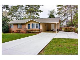 383 Dan Place SE, Smyrna, GA 30082 (MLS #5825332) :: North Atlanta Home Team