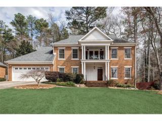 4634 Equestrian Way, Dunwoody, GA 30338 (MLS #5825464) :: North Atlanta Home Team