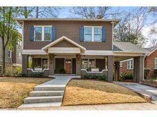 1372 Northview Avenue NE, Atlanta, GA 30306 (MLS #5825485) :: North Atlanta Home Team