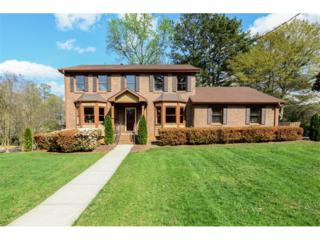 4693 Stonehenge Drive, Dunwoody, GA 30360 (MLS #5825602) :: North Atlanta Home Team
