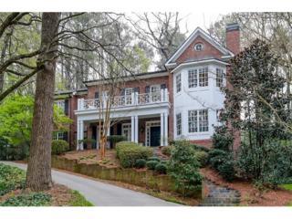 2769 Mornington Drive NW, Atlanta, GA 30327 (MLS #5825774) :: North Atlanta Home Team