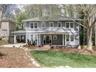 1250 Briarwood Drive NE, Atlanta, GA 30306 (MLS #5826107) :: North Atlanta Home Team