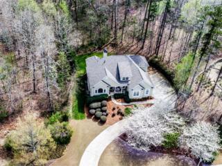 540 E Shore Drive, Canton, GA 30114 (MLS #5826465) :: Path & Post Real Estate