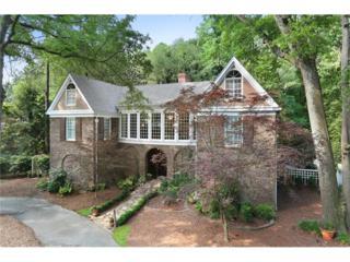 1018 Peachtree Battle Circle, Atlanta, GA 30327 (MLS #5832682) :: North Atlanta Home Team