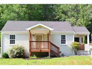 1675 Derry Avenue SW, Atlanta, GA 30310 (MLS #5837959) :: Dillard and Company Realty Group