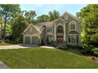 1811 Crest Oaks Place, Atlanta, GA 30345 (MLS #5847329) :: North Atlanta Home Team