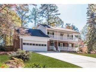 2525 Maclaren Circle, Dunwoody, GA 30360 (MLS #5851913) :: Buy Sell Live Atlanta