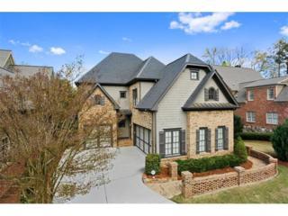 5206 Creek Walk Circle, Peachtree Corners, GA 30092 (MLS #5853712) :: Buy Sell Live Atlanta