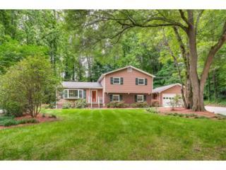 1268 Mill Glen Drive, Dunwoody, GA 30338 (MLS #5853967) :: Buy Sell Live Atlanta