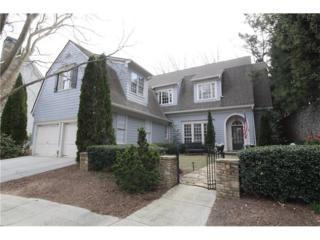 1524 Eidson Hall Drive, Dunwoody, GA 30338 (MLS #5854433) :: Buy Sell Live Atlanta