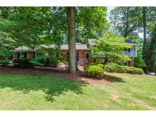 7135 Dunhill Terrace, Sandy Springs, GA 30328 (MLS #5854670) :: Buy Sell Live Atlanta