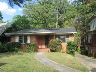114 Wellington Street SW, Atlanta, GA 30314 (MLS #5855509) :: Buy Sell Live Atlanta