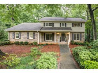 1940 Trumbull Drive, Dunwoody, GA 30338 (MLS #5855516) :: Buy Sell Live Atlanta