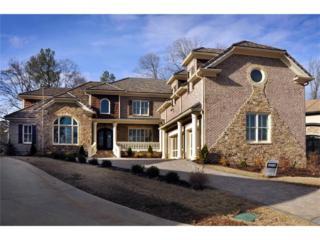 2785 Stone Hall Drive, Marietta, GA 30062 (MLS #5666252) :: North Atlanta Home Team