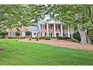 4085 Chestnut Ridge Drive, Dunwoody, GA 30338 (MLS #5714644) :: North Atlanta Home Team