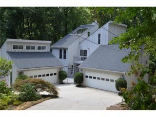 5593 Hidden Harbor Trail, Gainesville, GA 30504 (MLS #5717857) :: North Atlanta Home Team