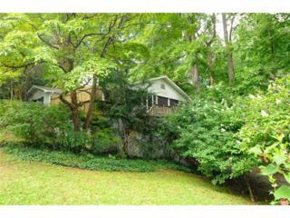 516 Spring Drive, Pine Lake, GA 30072 (MLS #5729555) :: North Atlanta Home Team