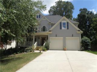 1612 Tappahannock Trail, Marietta, GA 30062 (MLS #5733038) :: North Atlanta Home Team